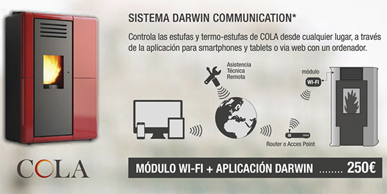 SISTEMA COLA DARWIN COMUNICATION