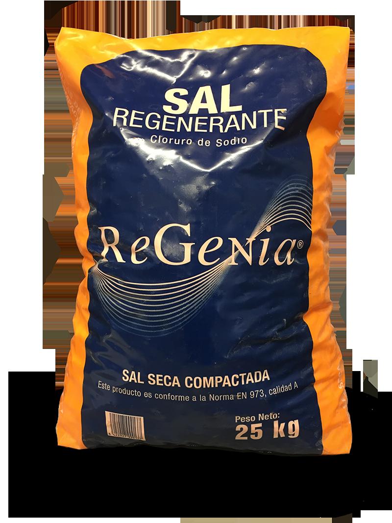 Saco sal regenia oferta hidro tarraco - Sacos de sal para descalcificador ...