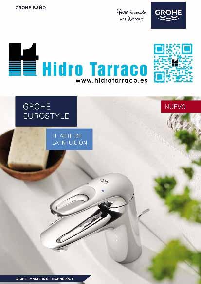 grohe tarifa completa 2017 hidro tarraco