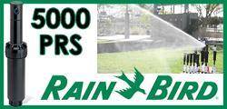 RAIN BIRD 5000 - 5000 PLUS PRS