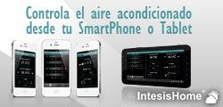 Intesis Home de Panasonic