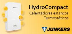 Hydrocompact - Calentadores estancos termoestáticos