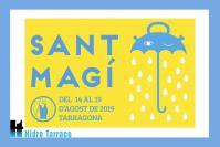 El lunes 19 (Sant Magí) las delegaciones de Tarragona permanencerán cerradas.