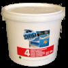 Oferta web: Bote 5kg de pastillas de 200 gr de cloro 4 efectos.